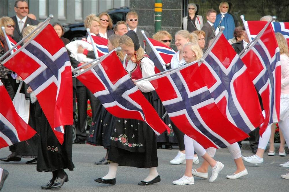 17. Mai in Norwegen -3-