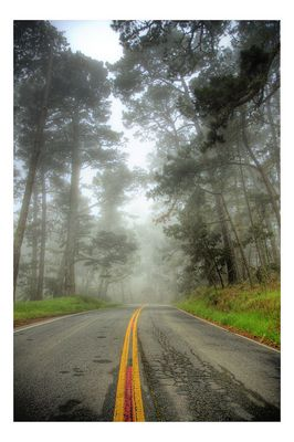 17 Mile Drive bei Monterey