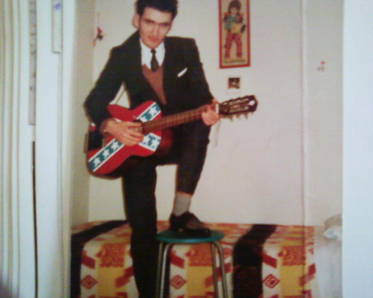 17jährig anno 1983
