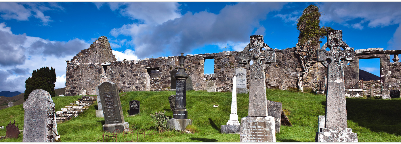 [ 17th Century Churchyard ]