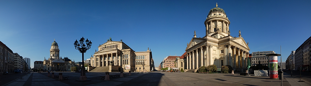 180° am Gendarmenmarkt