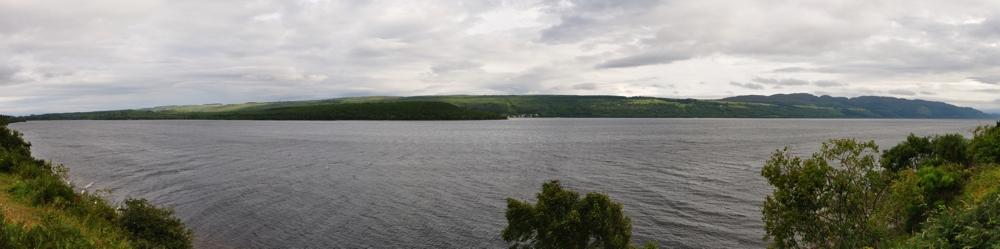 180° Loch Ness