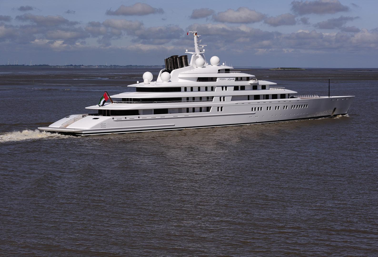 181 Meter Luxus pur