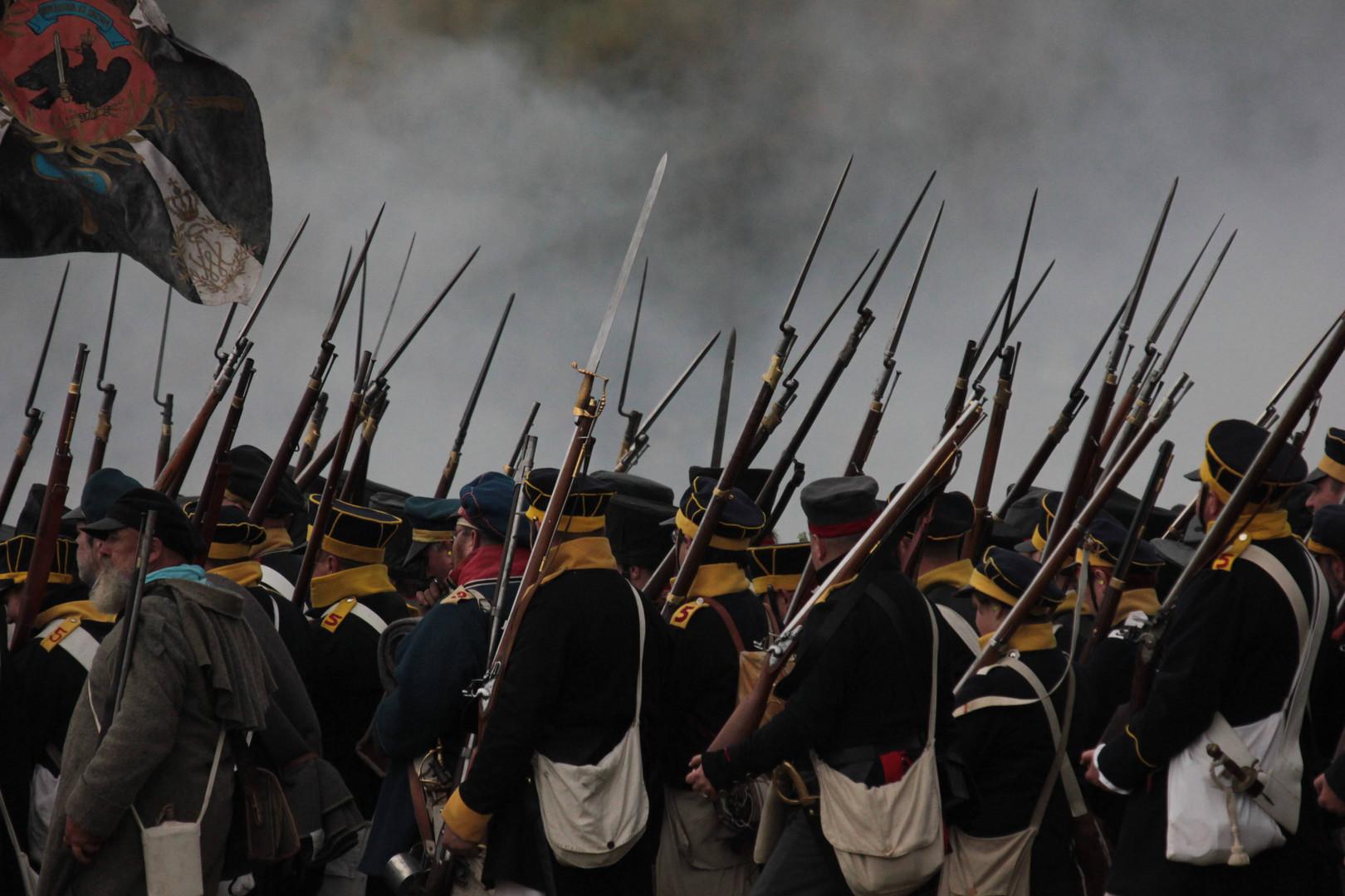 1813 - Völkerschlacht - 2