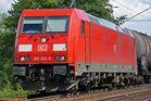 185 363 - Güterzug