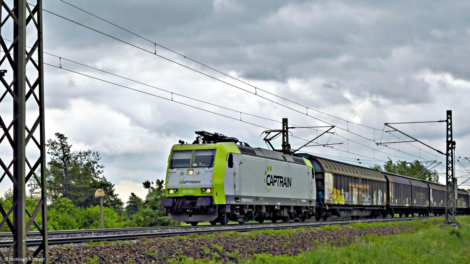 185 550-1 Captrain
