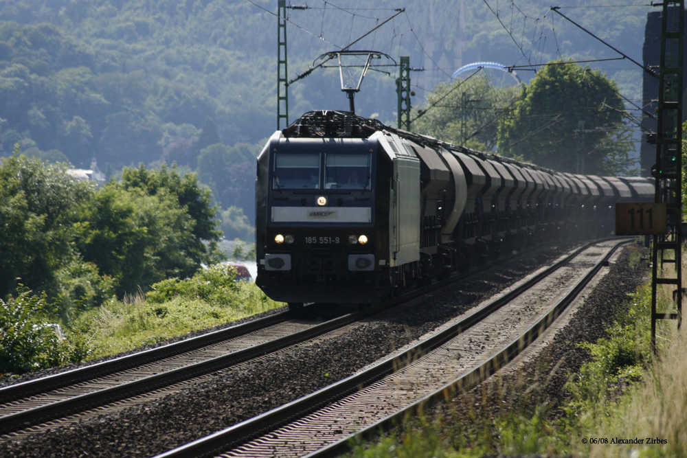 185 551-9 in Erpel