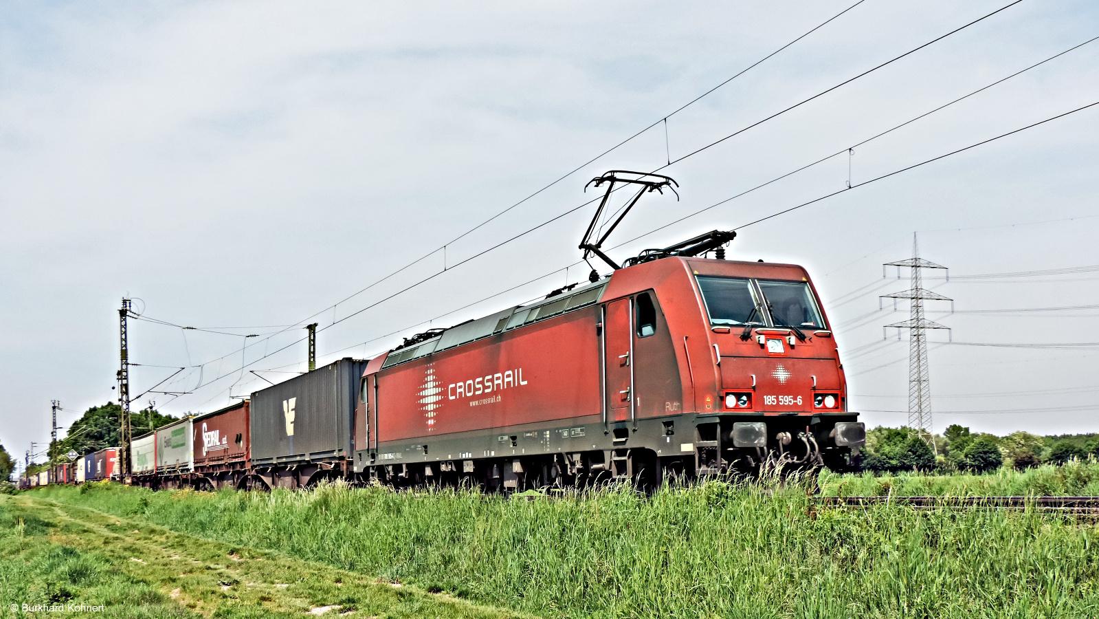 185 595-6 Crossrail