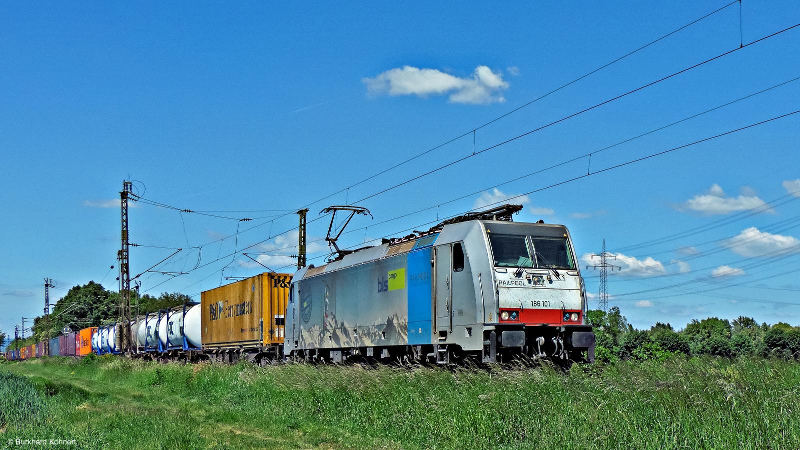 186 101 bls cargo Railpool