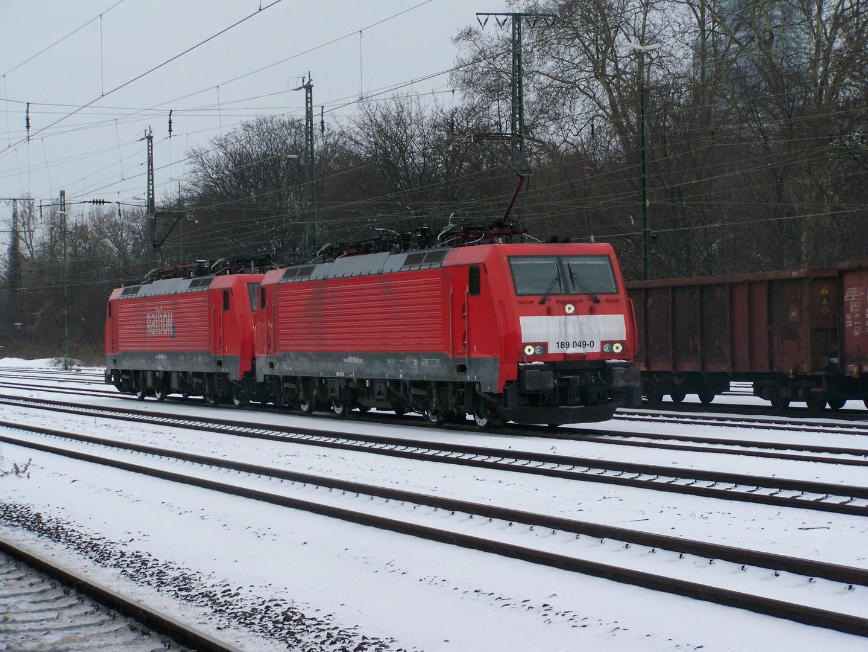 189 049 Im Kalten Köln West