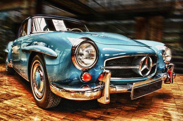 190 SL Baujahr 1962