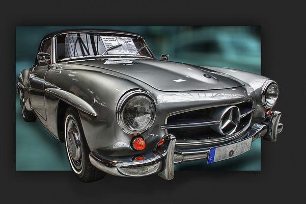 190 SL Cabrio