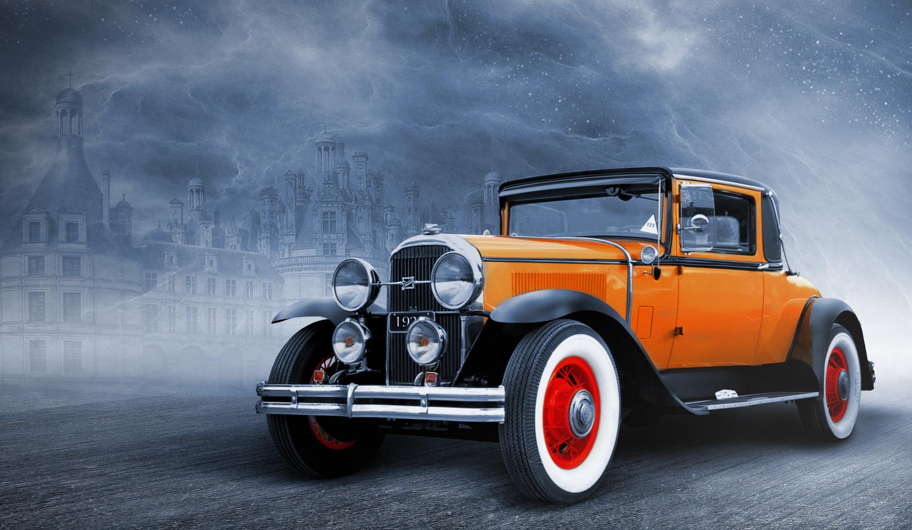1928er Buick Roadster