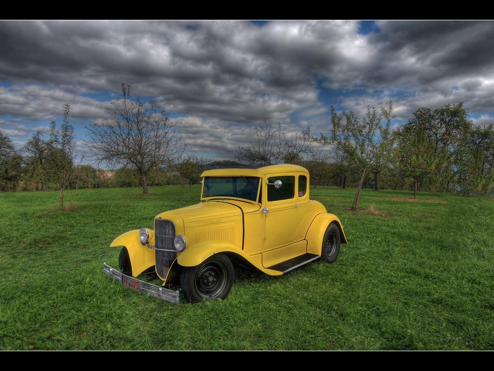 1930er Ford Hot Rod II