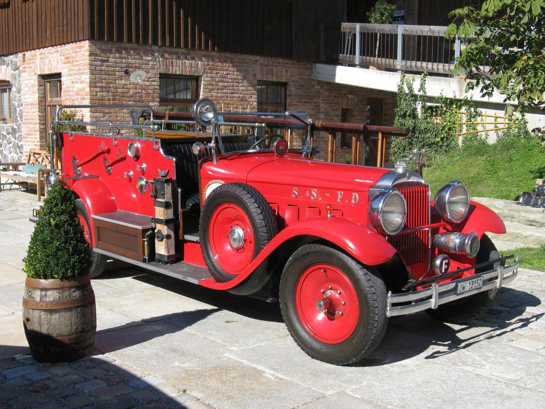 1934er Packard Firetrack