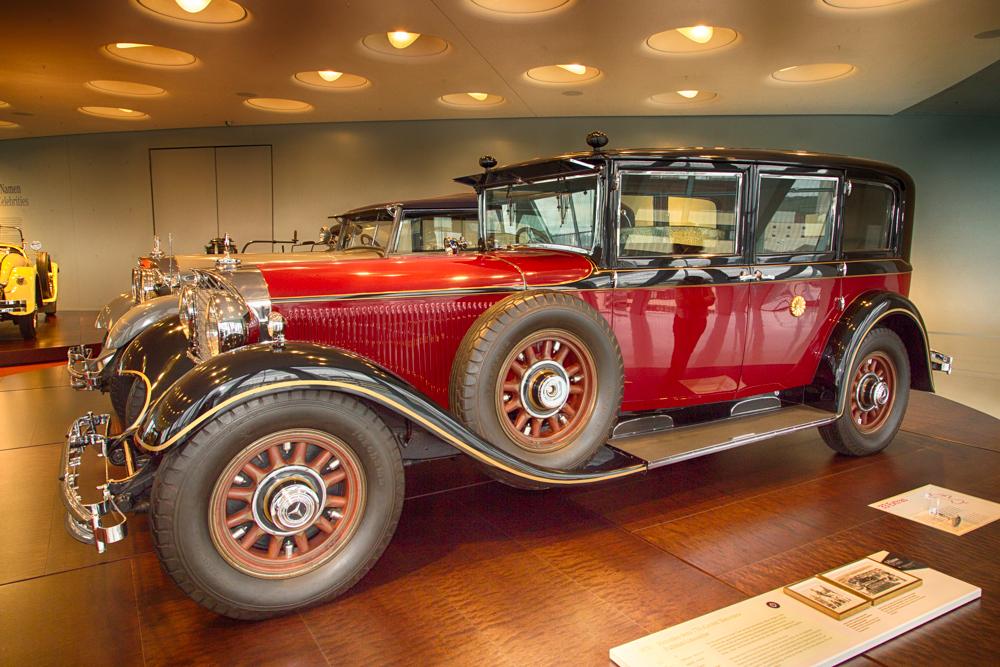 1935 Große Pullmann Limousine des Jap.Kaisers