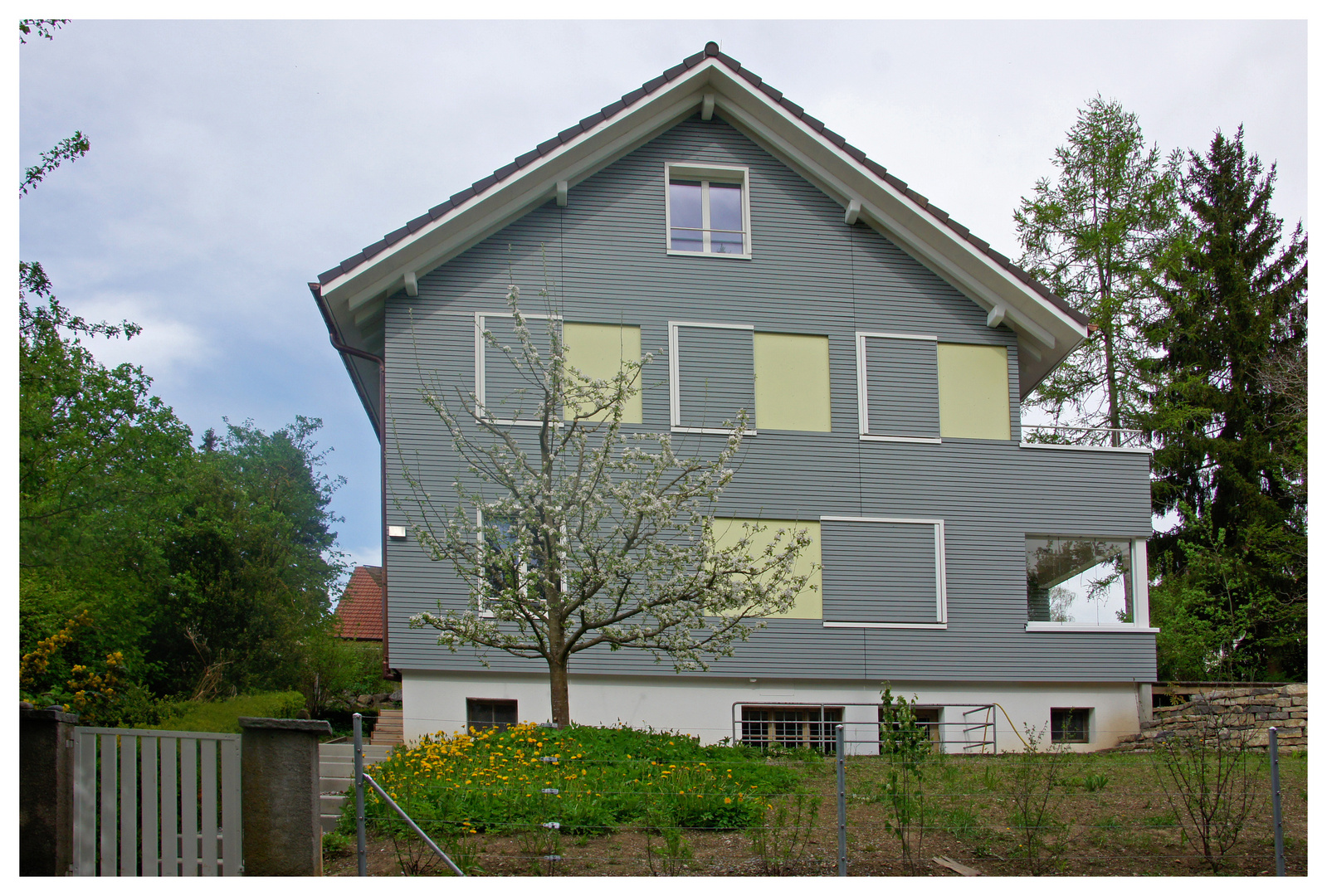 1936 erbaut, 2011 renoviert