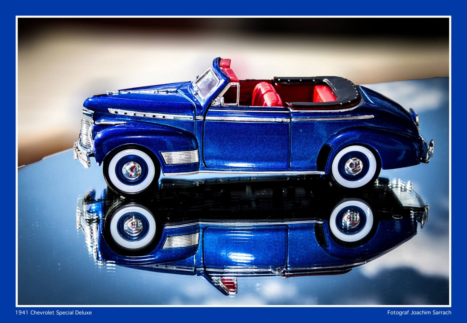 1941 Chevloret Special Deluxe