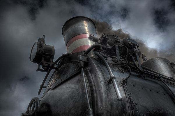 1945er Dampfross