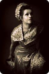 1950 eine schöne Mode Foto 1
