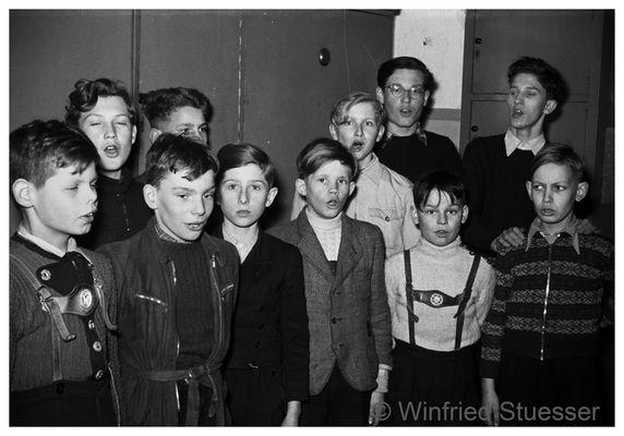 1953 In der Jugendherberge - 19