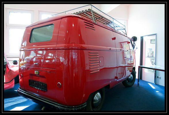 """1955er VW Bus T1 """"Bully"""""""