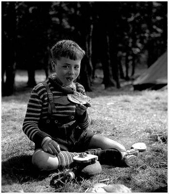 1956 Zeltlager Steinbachtalsperre (7)