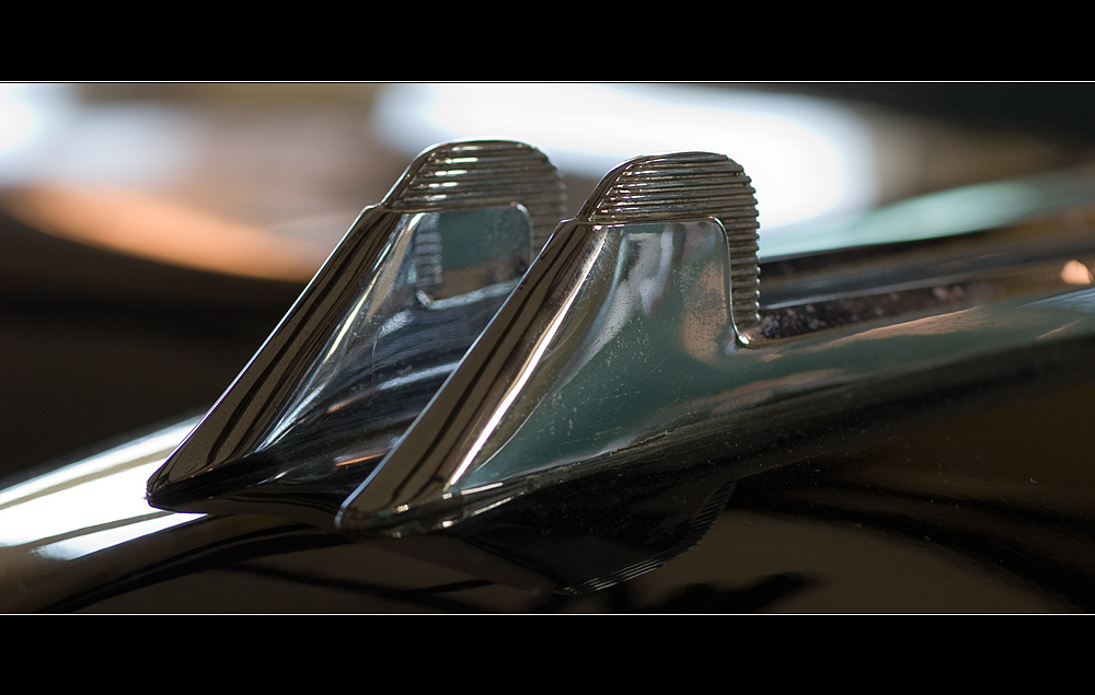 1957er Cadillac Eldorado Seville, Detail 1
