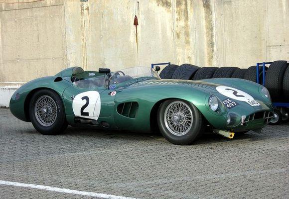 1959 Le Mans winning Aston Martin DBR1