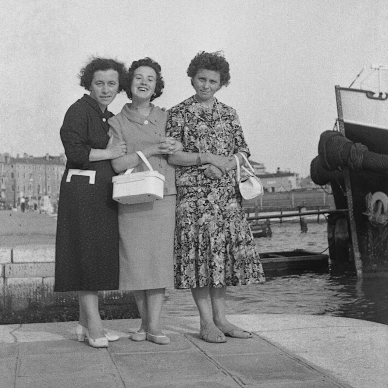 1960 - Le tre M a Venezia