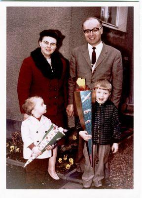 1966 beginnt für mich der Ernst des Lebens