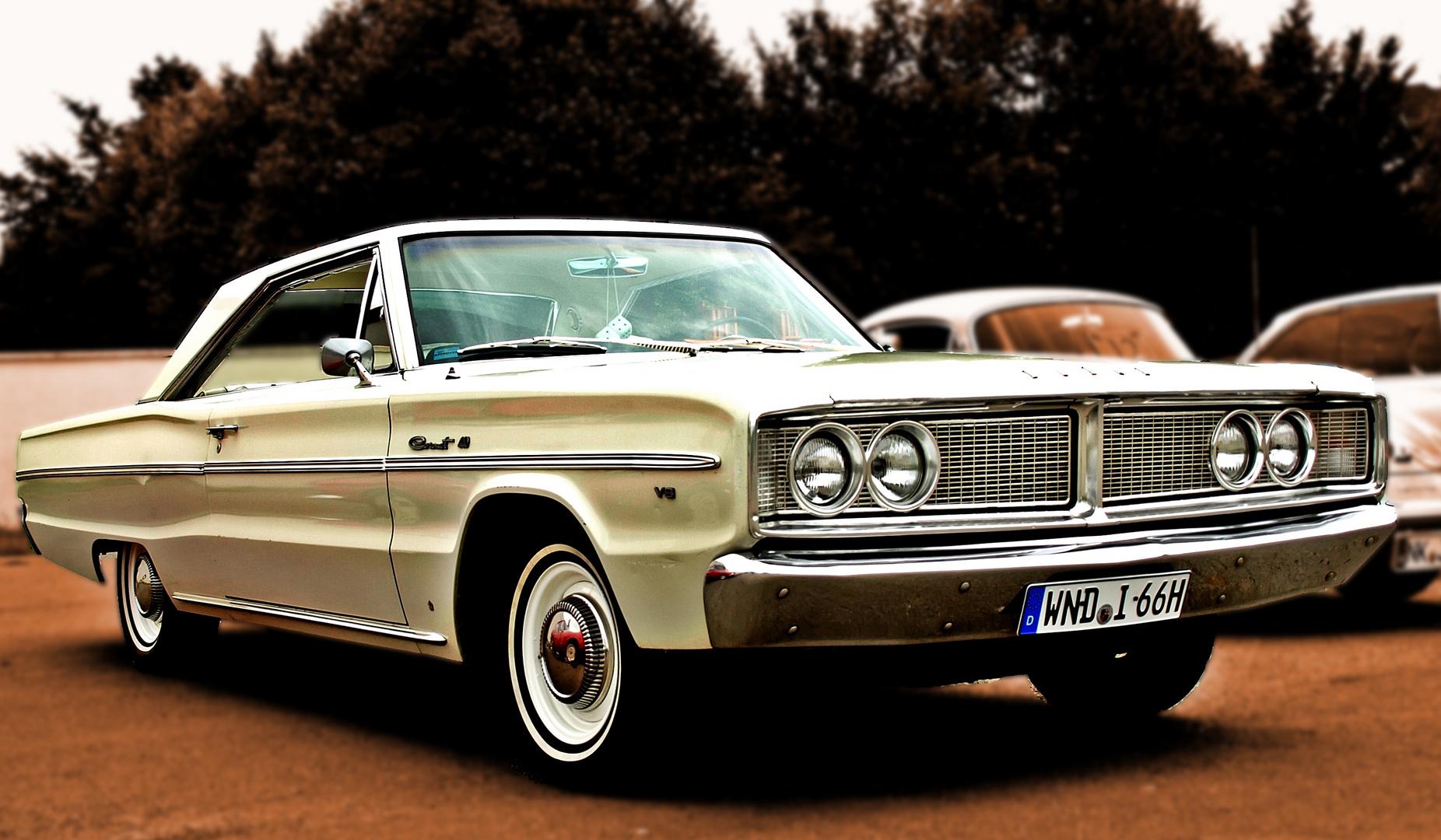 1966 Dodge Coronet 440 Hardtop Coupé