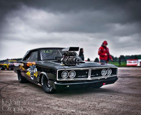 1966 Dodge Coronet Dragster