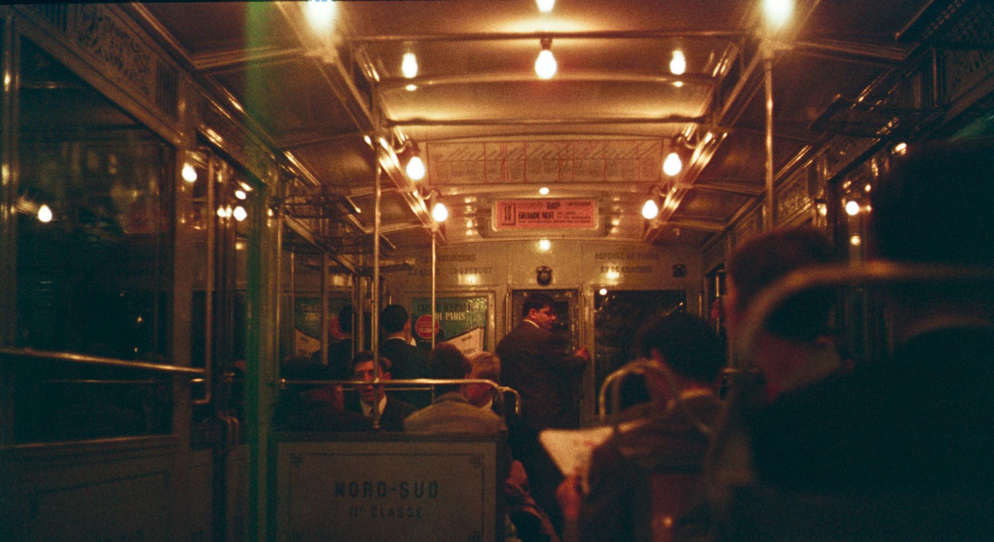 1966 in der Metro