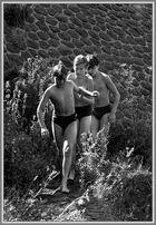 1966 Sommerfreuden am Rhein in Köln -10-