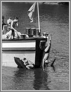 1966 Sommerfreuden am Rhein in Köln -3-