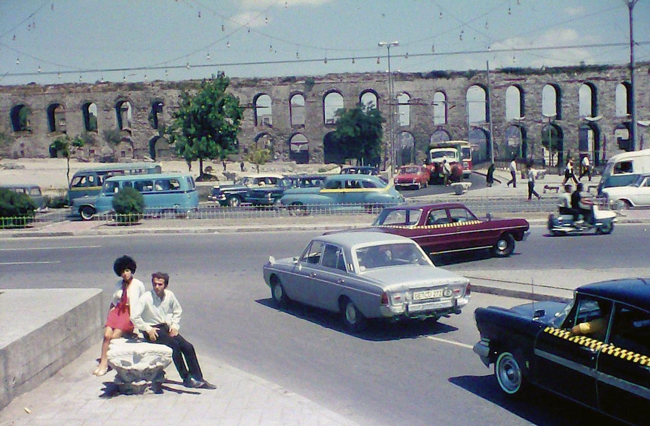 1967 Istanbul-Akseray