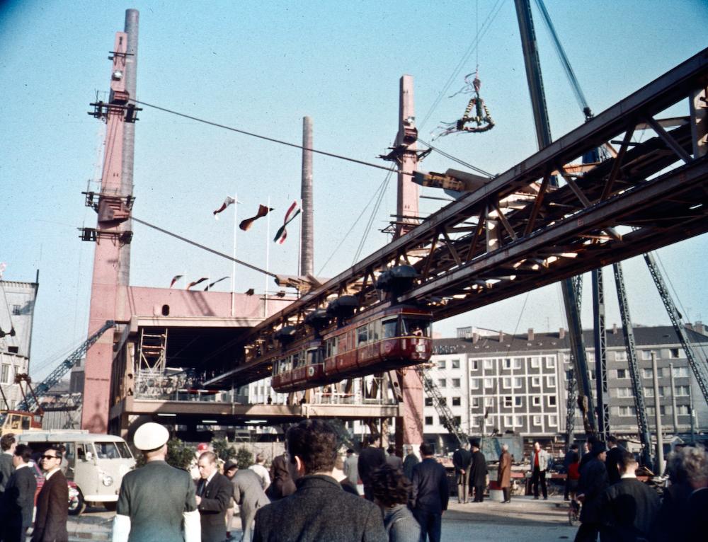 1967 Umbau Alter Markt