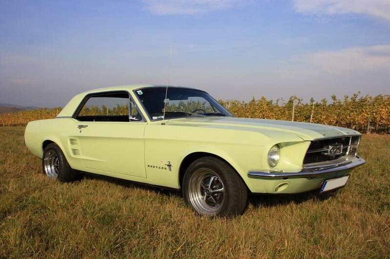 1967er Mustang