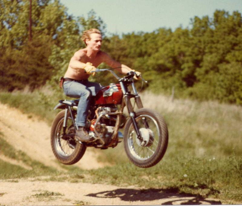 1968 750 Triumph