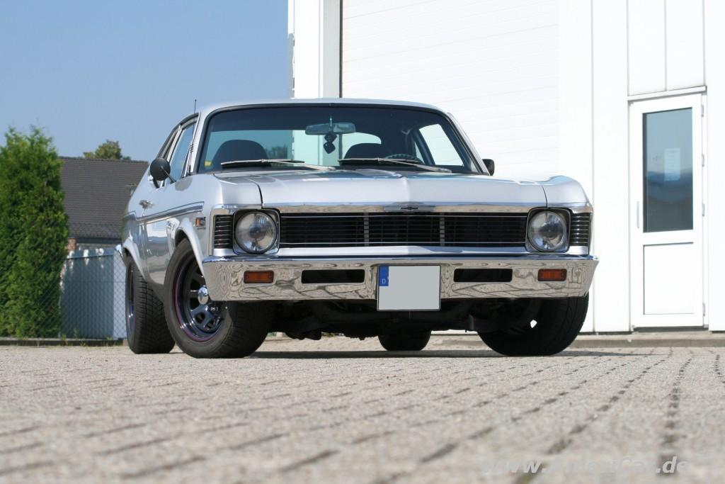 1969 Chevrolet Nowa Yenko Tribute