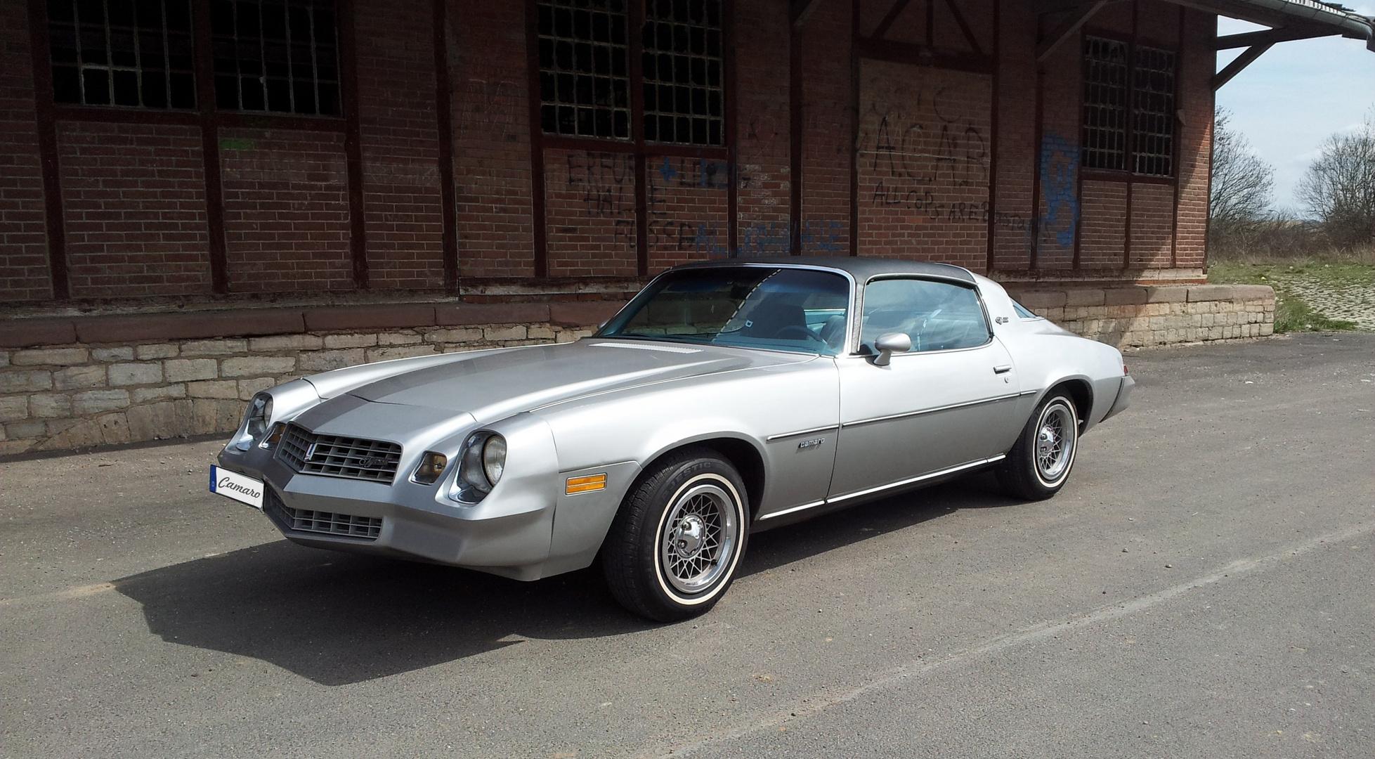"""1978"""" Camaro Lt"""