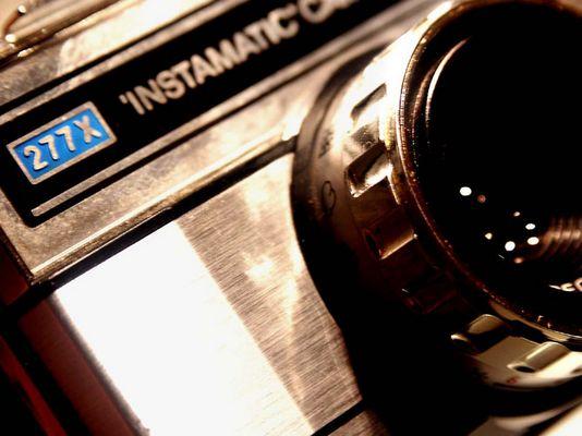 1978 - Meine erste Kamera -