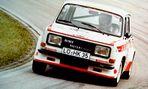 1980 ~ Mein Simca Rallye 3 und ich