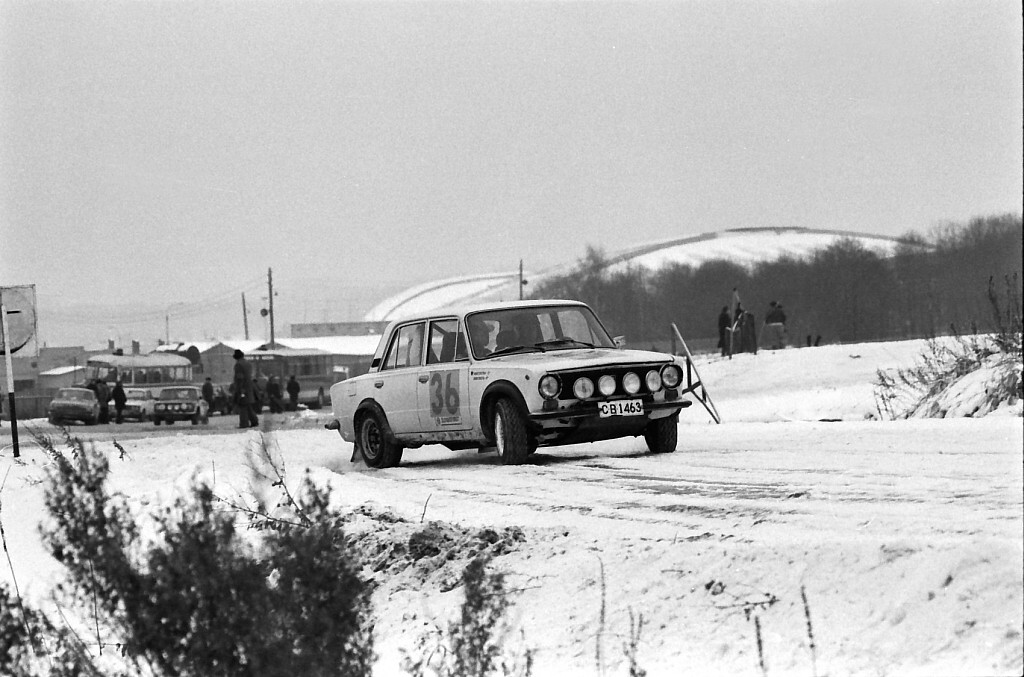 1981 - Rallye Russkaya Zima