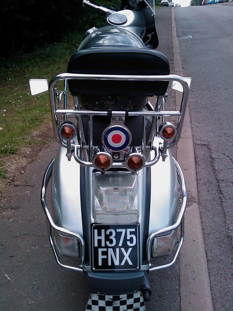 1982 scooter vesper