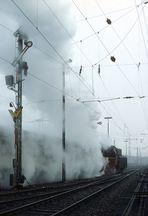 1984: Schonmal Hp 2 für DB-Dampf