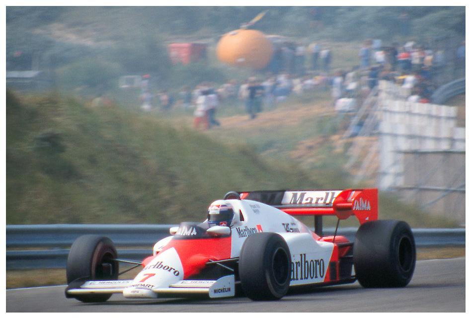 1984 Zandvoort: GP von Holland