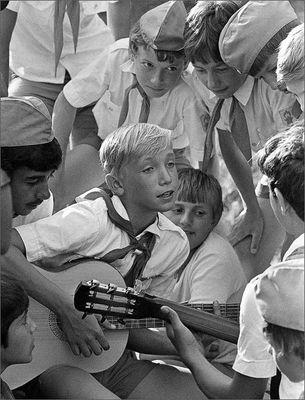 1985. Russland.