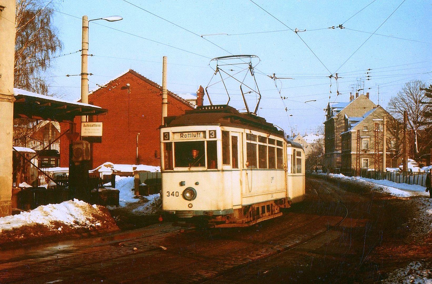 1986 340 an der kleinen Schleife